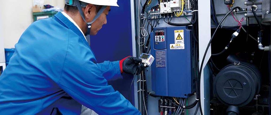 Why KOBELCO Energy Audit?