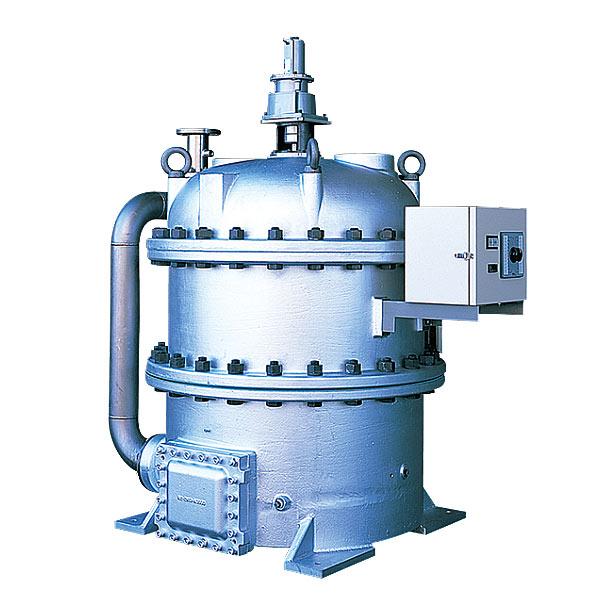 ED series-Rotary drum desiccant dryer