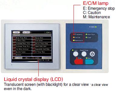 New iZ monitor