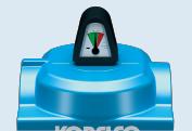 KSP-ZD90GL 差圧計(インシデントモニター)