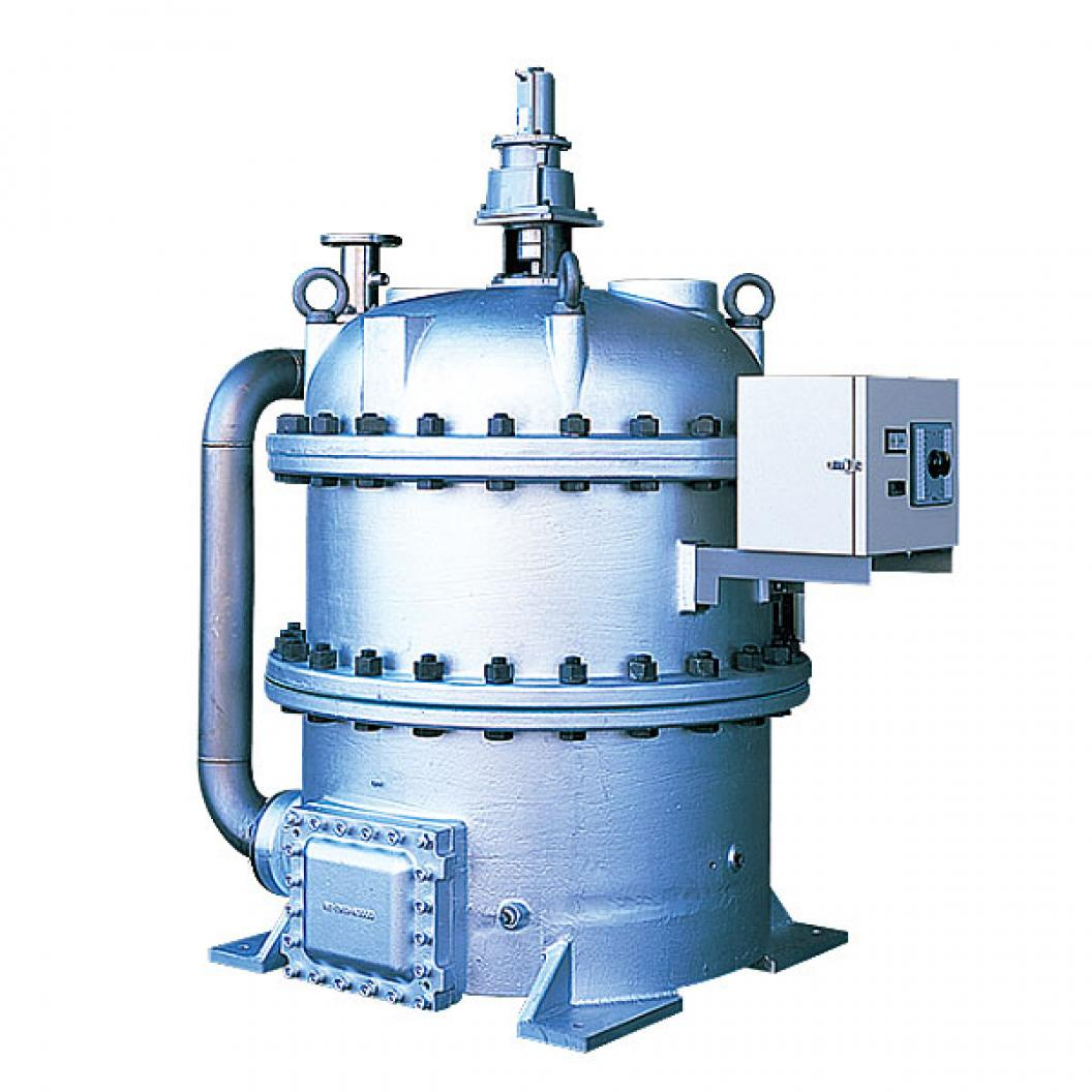 ED series - Rotary drum desiccant dryer