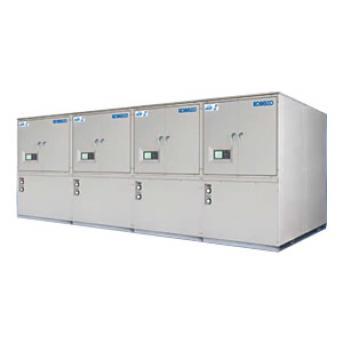 超高効率水冷インバータスクリュチラー HEMⅡ