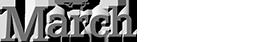 超小型機シリーズMarchのロゴ