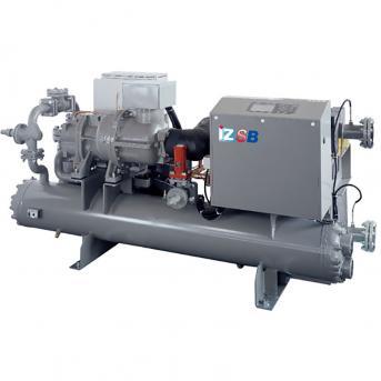 冷凍機:ブラインチラーユニット